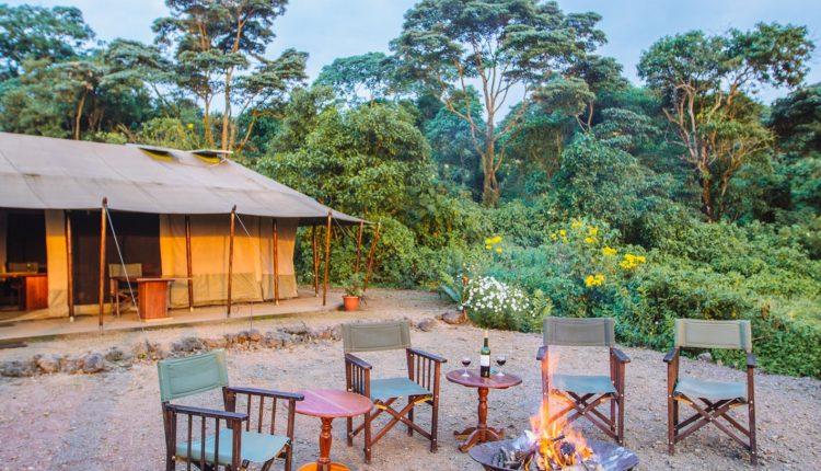 Bukima Tented Camp – Virunga